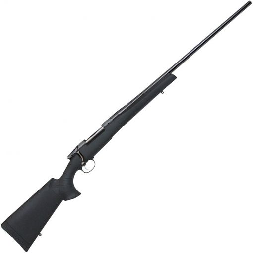 """CZ USA 04846 Right Hand Bolt Action Rifle 6.5 Creedmoor 24"""" Cold Hammer Forged Barrel 5 Round Capacity Detachable Box Magazine Synthetic American Style Stock High Comb Recoil Pad"""