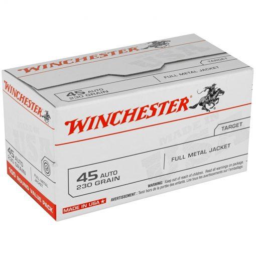 WINCHESTER 45 AUTO RANGE