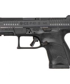 "CZ P-10 S Sub-Compact Optics Ready 9mm Luger Semi Auto Pistol 3.5"" Barrel 10 Rounds Night Sight Fiber Reinforced Polymer Frame Matte Black Finish"