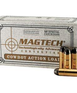 Magtech Cowboy Action Ammunition 45 Colt 500 RDS