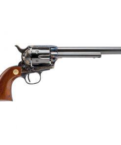 """Cimarron Model P .38-40 Win Single Action Revolver 7.5"""" Barrel 6 Rounds Pre-War Frame Blued/Color Case Hardened Finish"""