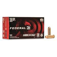 38 Special Mag Federal 500 Rounds