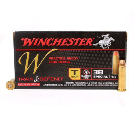 38 Special Winchester 500 Rounds