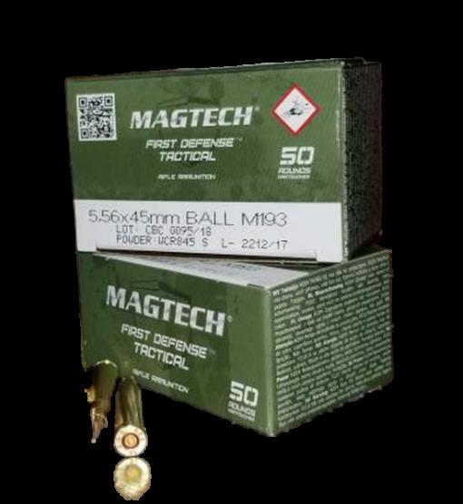 MAGTECH 5.56X45MM NATO