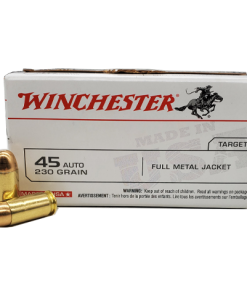 WINCHESTER 45 AUTO AMMUNITION BRASS