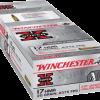 WINCHESTER 17 HMR AMMUNITION 500 Rds