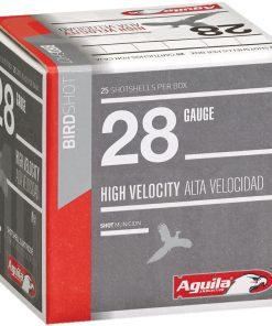 Aguila Birdshot 28 Gauge Shotshells 500 Rounds