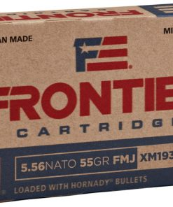 HORNADY FRONTIER-5.56X45MM NATO 500 Rds