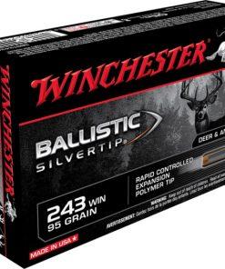 BUY WINCHESTER BALLISTIC-SILVERTIP 95 500 Rds