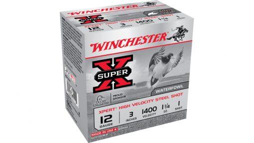 BUY WINCHESTER SUPER-X SHOTSHELL 500 ROUND BOX