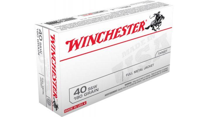 BUY WINCHESTER USA-HANDGUN 180 500 Rds